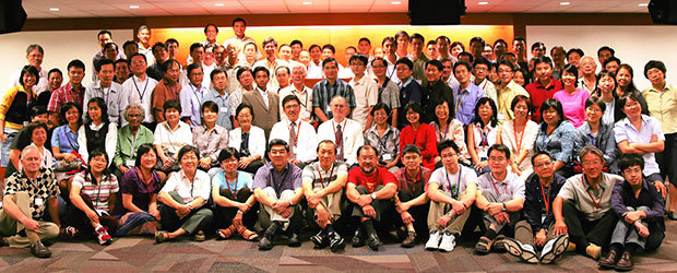 Church Leaders' Conference 2009